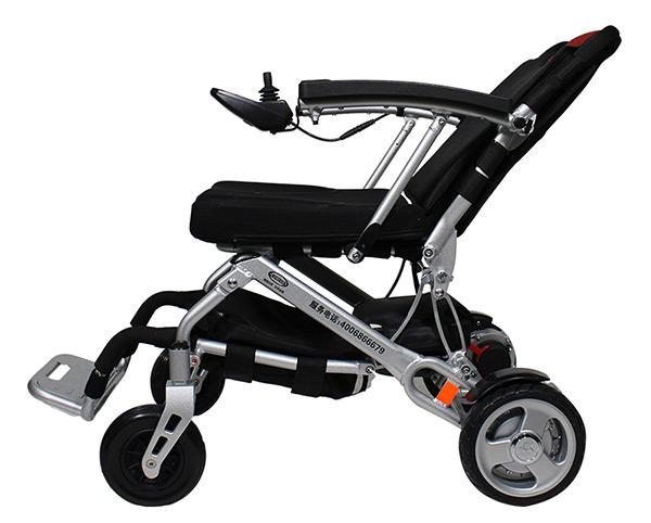斯维驰折叠电动轮椅