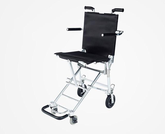 折叠便携式轮椅 上飞机轮椅