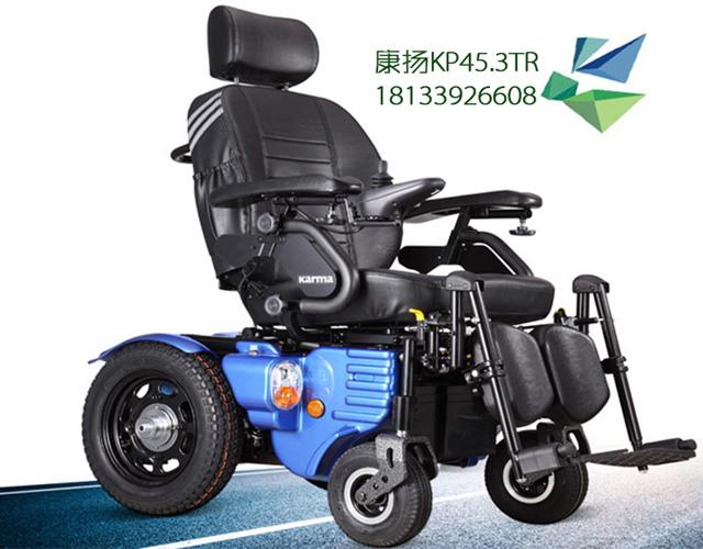 户外型电动轮椅