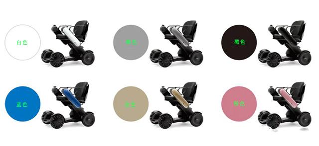 智能电动轮椅Model-Ci多种颜色选择