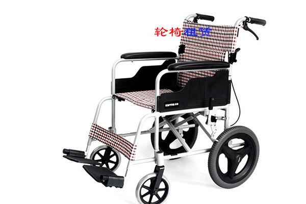 租赁折叠轮椅如何使用
