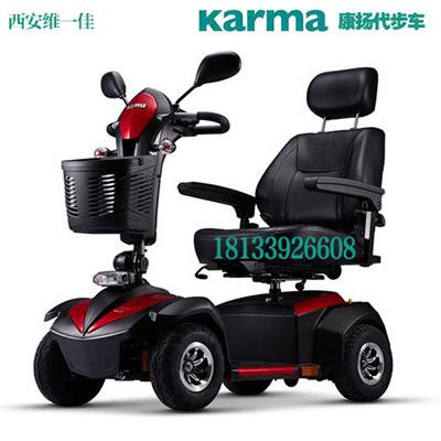 康扬KS600电动轮椅代步车