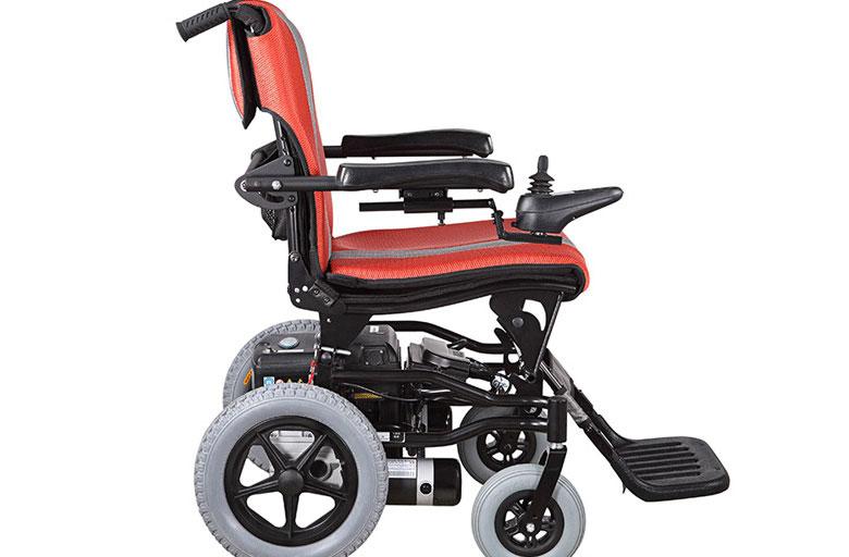 长期乘坐电动轮椅这些部位必须保护好