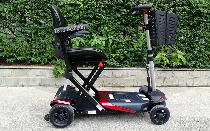 美国舒莱适S3021便携式电动代步车