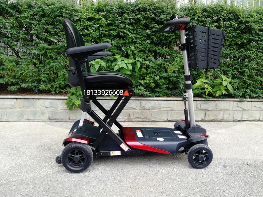 美国舒莱适S3021便携式代步车
