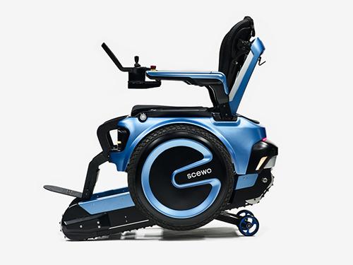 电动轮椅用途的多样性拭目可待