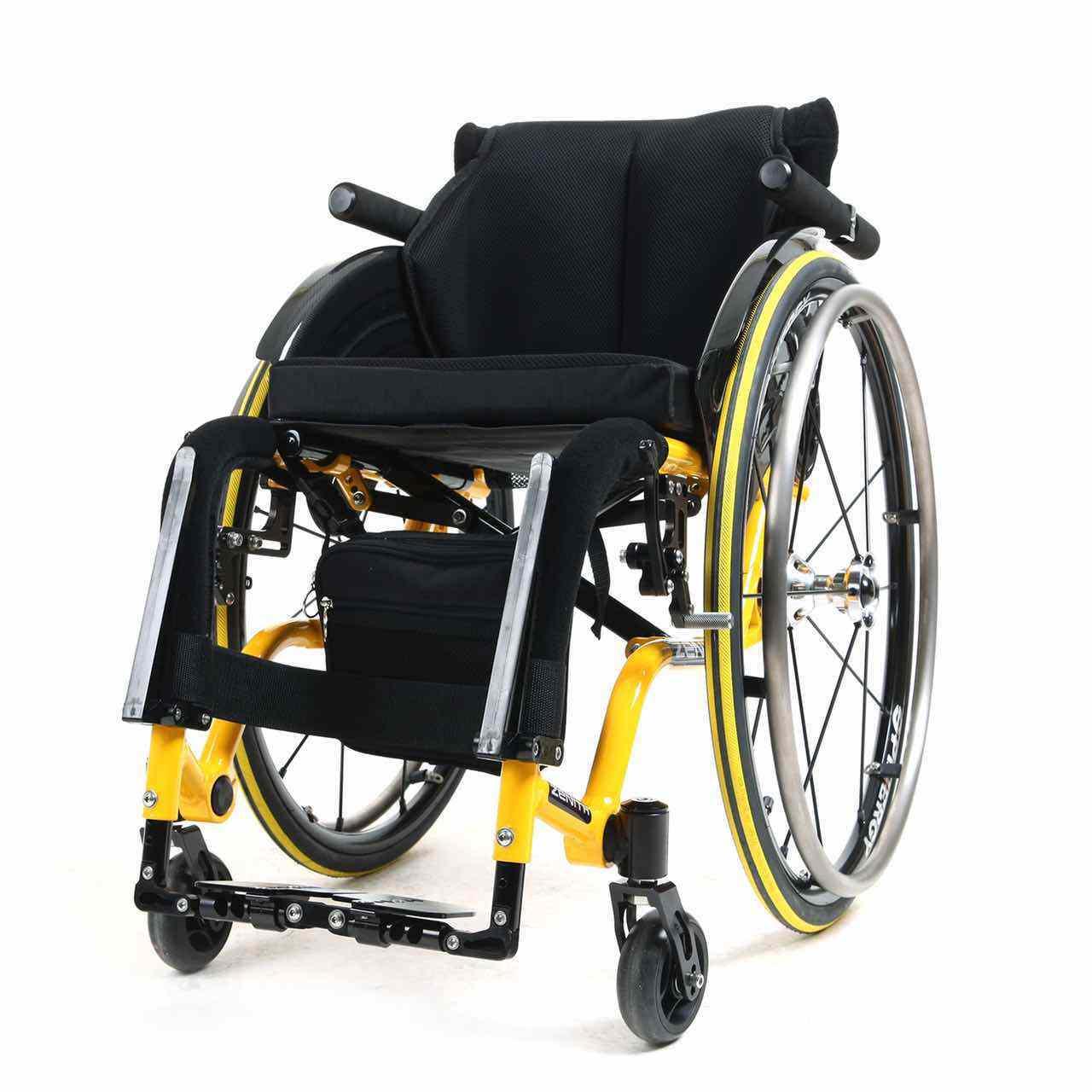 运动轮椅知识