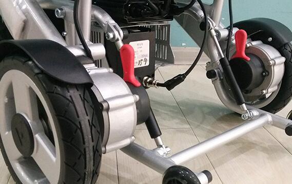 保养好电动轮椅减少维修次数