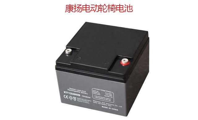 康扬电动轮椅电池