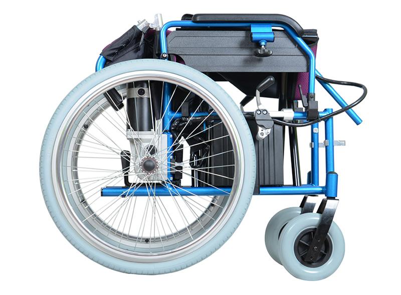 智维电动轮椅EW8703A老人残疾人电动轮椅车