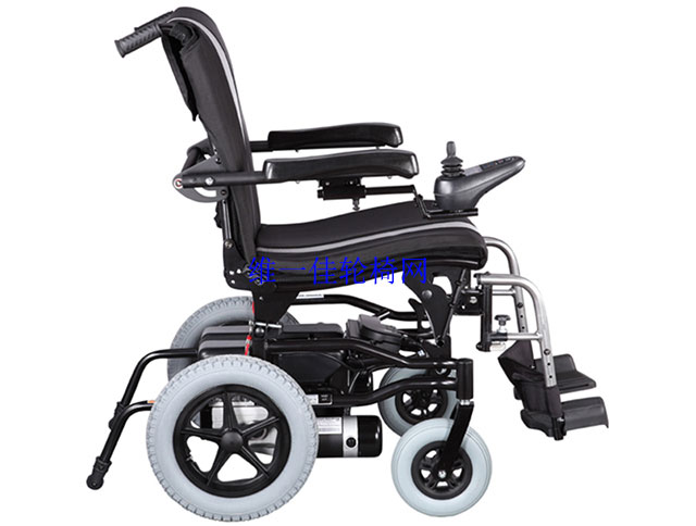 全身都不能动能使用电动轮椅吗