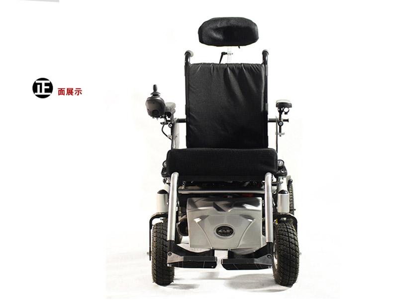 威之群电动轮椅1023-36正面图
