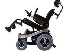 康扬电动轮椅KP31T安装操作视频