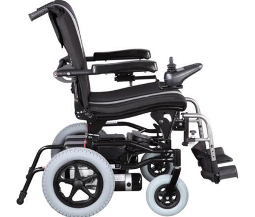 关于电动轮椅在深水中骑行故障维修