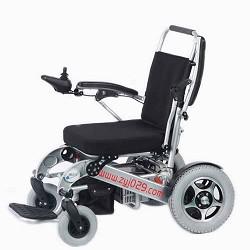 迈乐步便携式折叠锂电电动轮椅A08L