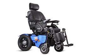 康扬电动轮椅KP45.3TR安装操作视频