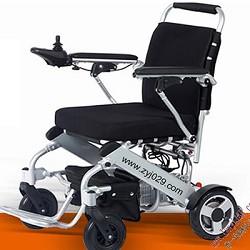 迈乐步电动轮椅A06款轻便折叠锂电池电动轮椅车