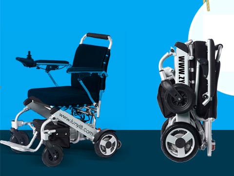 迈乐步电动轮椅A06价格多少钱