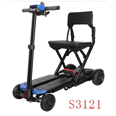老年人为何更喜欢选择代步车而不是电动轮椅