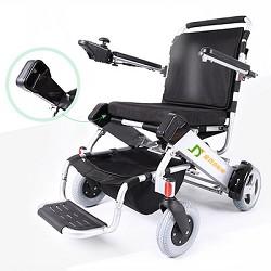 金百合D05轻便折叠便携式电动轮椅