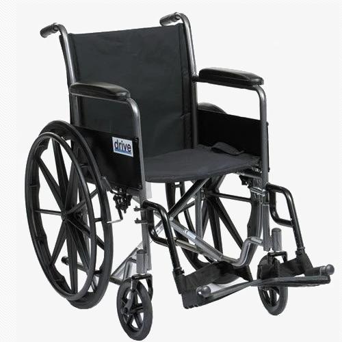 残障人士的好帮手:电动轮椅