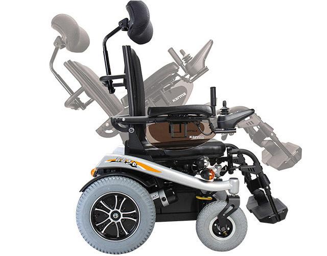 道路型电动轮椅