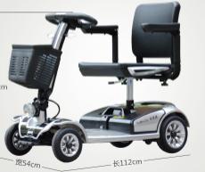 出行选择电动轮椅还是选择电动代步车