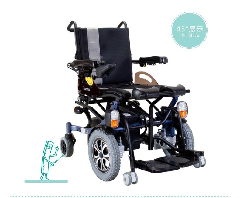 康扬KP80站立式电动轮椅图片
