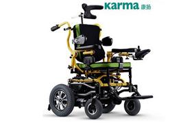 康扬KP-12T儿童脑瘫电动轮椅安装操作视频