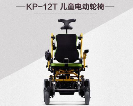 轮椅对脑瘫儿童移动能力促进与姿势控制的作用