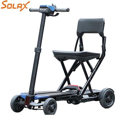 智能电动轮椅老年代步车的核心部件以及组成结构
