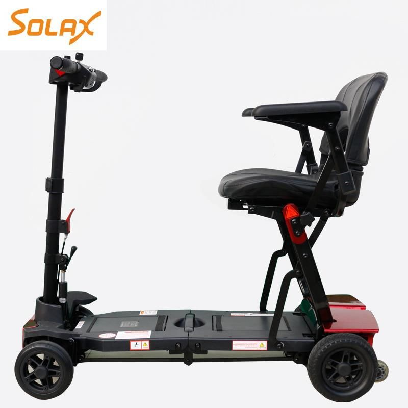 舒莱适S2043遥控折叠便携式老年电动代步车
