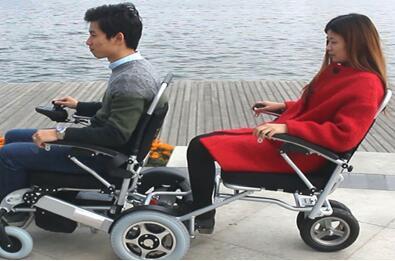 轮椅终究是医用品不是代跑工具