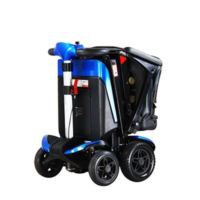 便携式电动轮椅车老人可以搬动吗