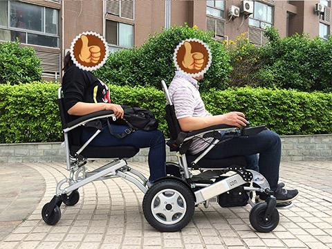老人残疾人使用电动轮椅有哪些好处