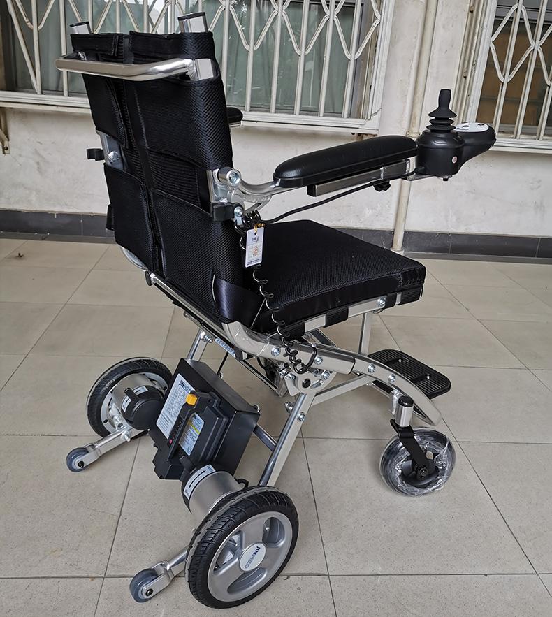 超轻电动轮椅