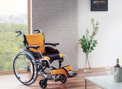偏瘫患者轮椅上的良好坐姿影响肺活量