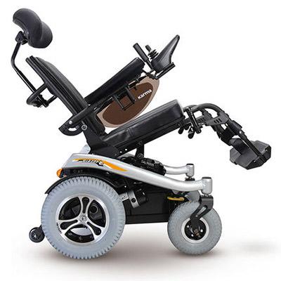 电动轮椅、电动代步车能爬多大的坡