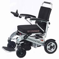 迈乐步A08轻便折叠锂电电动轮椅