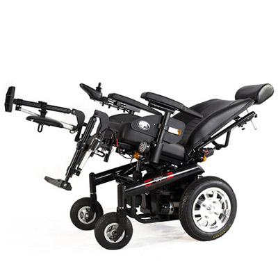 人上年龄了为什么要使用老人电动轮椅