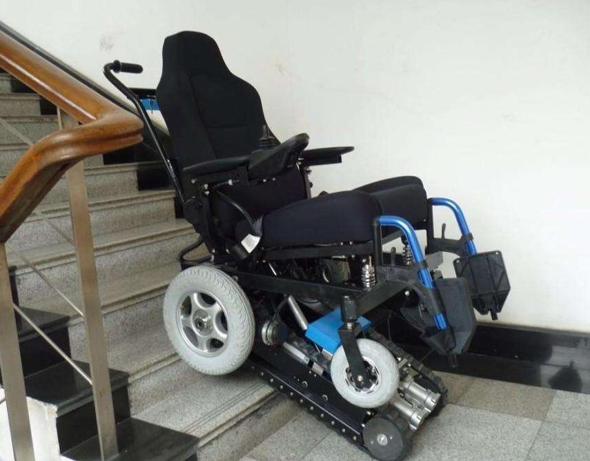什么是爬楼轮椅?