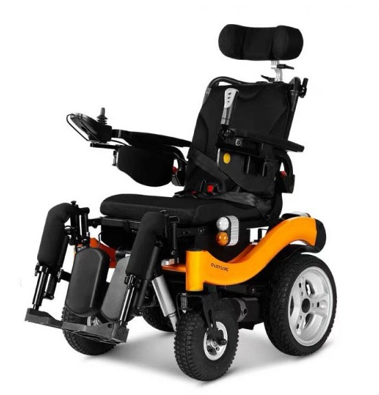 给老人买电动轮椅或电动代步车时的消费心理很奇怪