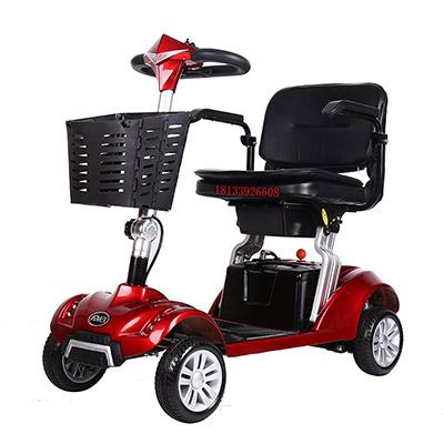 老人初学电动轮椅车应注意哪些问题