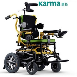 康扬儿童电动轮椅KP-12T代步轮椅车