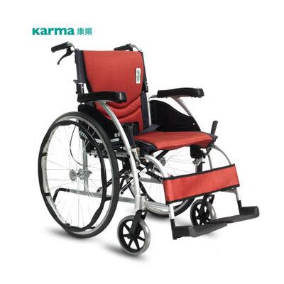 轻便折叠轮椅如何使用
