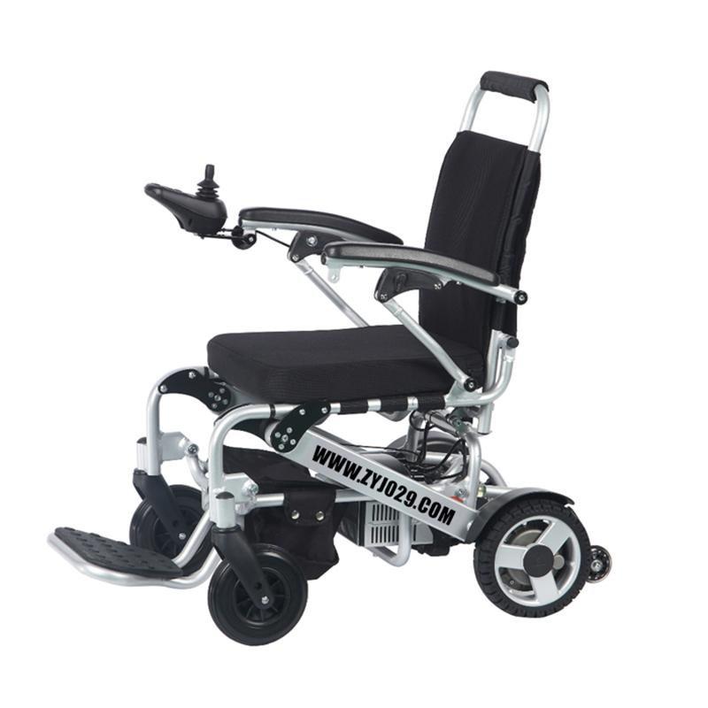 电动轮椅应该具有哪些配置