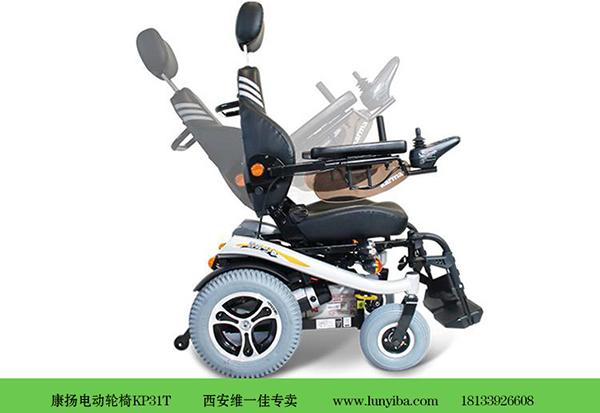 如何在电动轮椅和床上相互转移