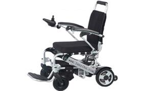 迈乐步便携式双人电动轮椅视频
