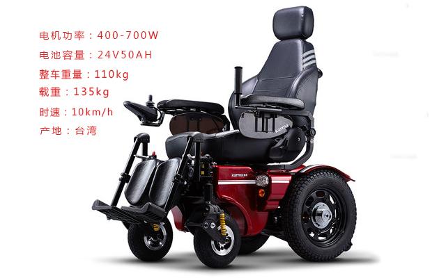 康扬KP45.5电动轮椅