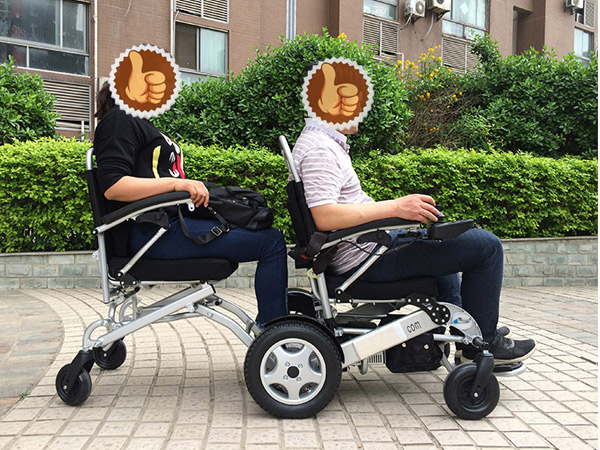 老人电动轮椅